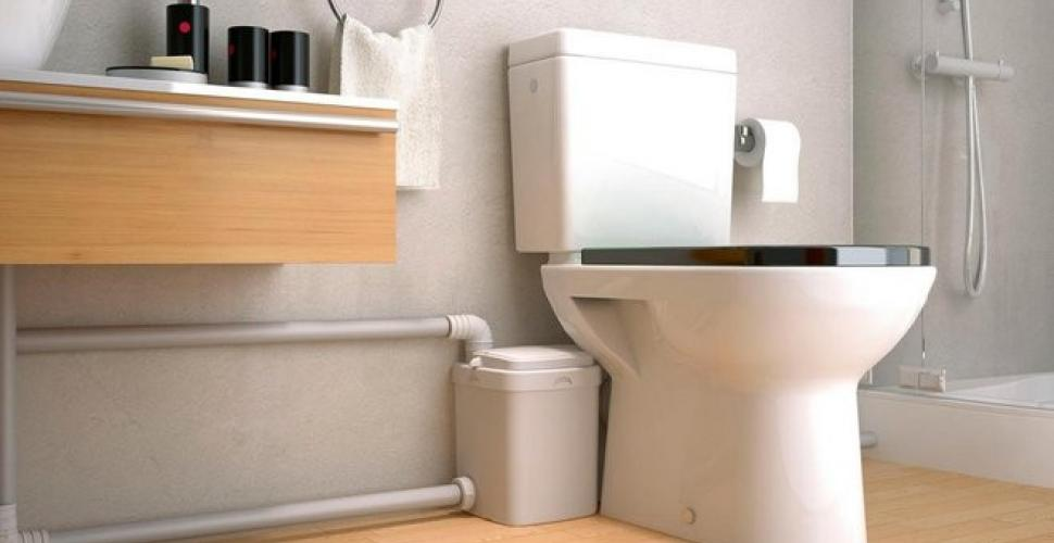 remplacer un sanibroyeur pour toilette